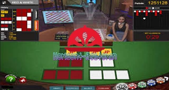 Tips Menang Permainan Judi Red White IDN Live 2021